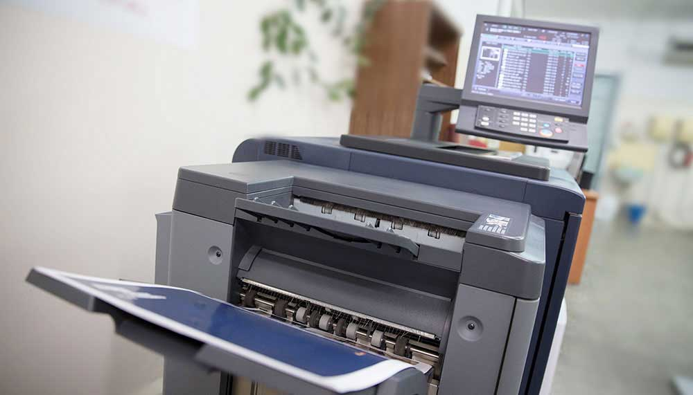 цифровая печати, типография полного цикла