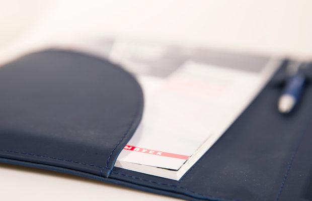 Фирменная папка
